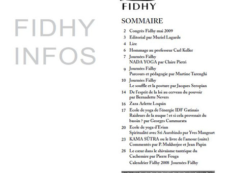 FIDHY-Infos n°49