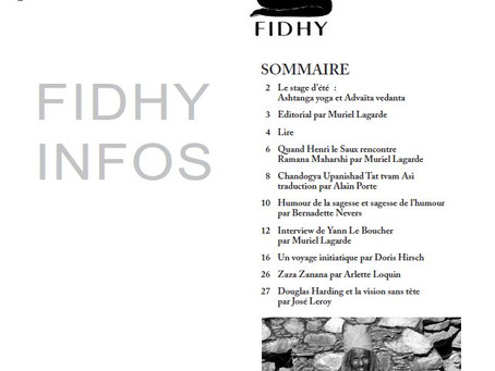 FIDHY-Infos n°45
