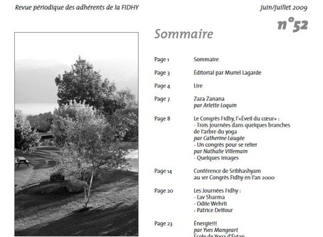 FIDHY-Infos n°52