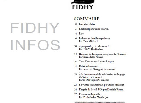 FIDHY-Infos n°43
