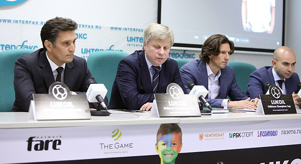 The Official Press-Conference