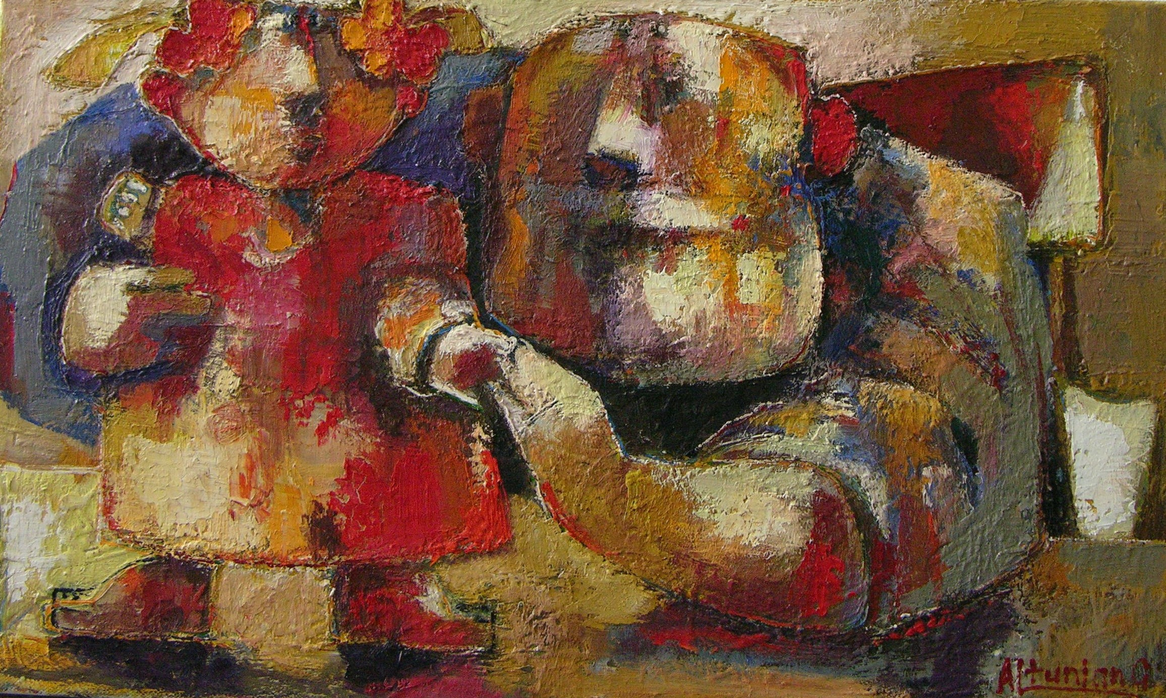 Grandfather, 2007
