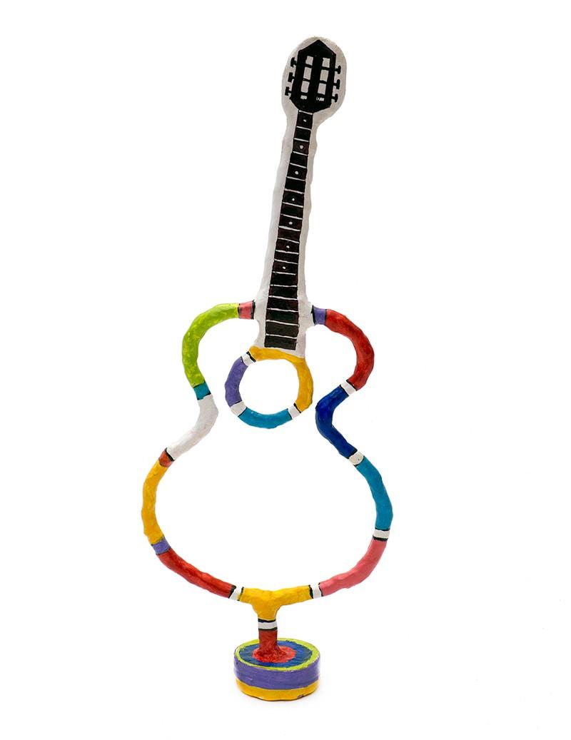 Outline Guitar