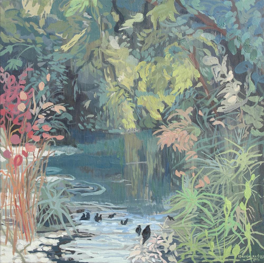 Lake birds, 2010
