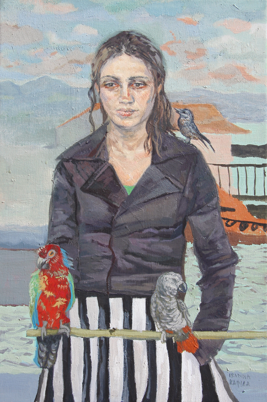 Selfportrait, 2010