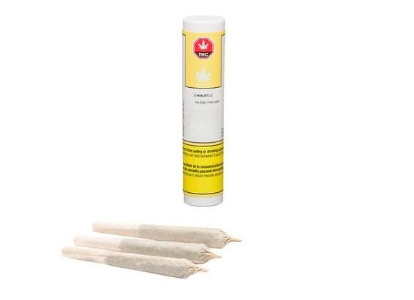 Namaste Lemon Zkttlz 3x 0.5g Joints