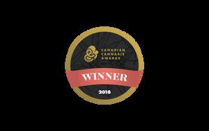 Canadian Cannabis Awards Winner