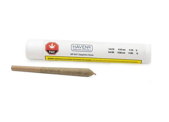 Haven St Sapphire Daze 0.5g Joint