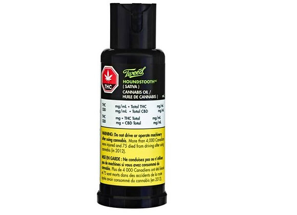 Tweed Houndstooth Oral Spray 20ml