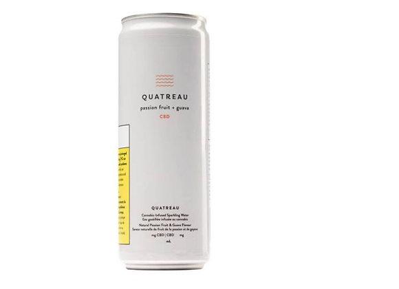 Quatreau Passionfruit & Guava Sparkler 355ml