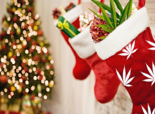 Getting High For The Holidays: Cannabis Xmas Gift Ideas