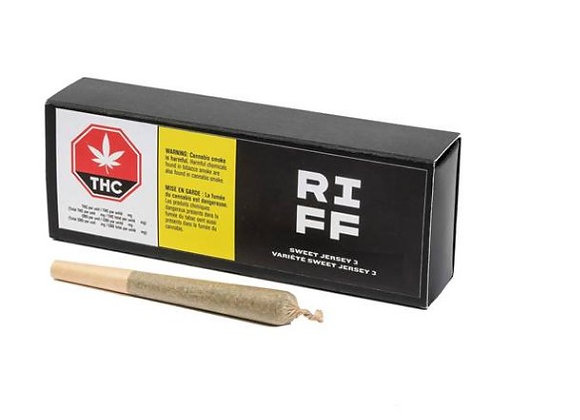 Riff Sweet Jersey 3 1g Joint