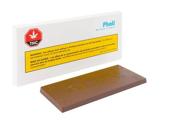 Phat420 Milk Chocolate
