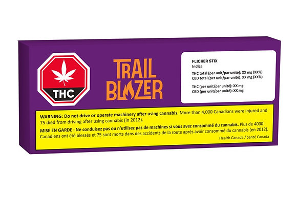 Trailblazer Flicker Stix 0.5g Joint