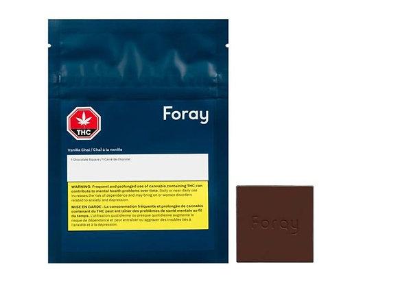 Foray Chocolate Square Vanilla Chai