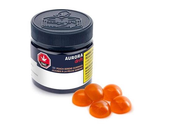 Aurora Drift Soft Chews Peach 5pk