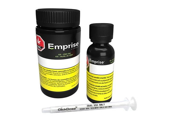 Emprise K9 CBD Oil 30ml