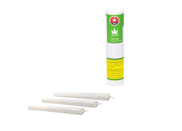 Namaste Ultra Sour 3x 0.5g Joints