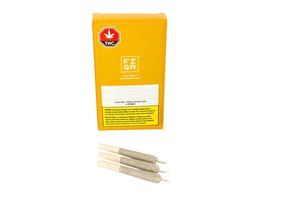 FIGR #8 3x 0.5g Joints