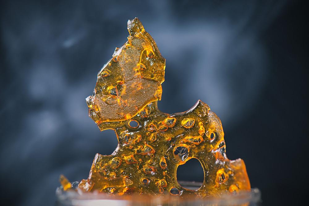 Cannabis Shatter