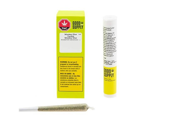 Good Supply Monkey Glue 1g Joint