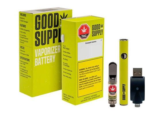 Good Supply Pineapple Vape Kit