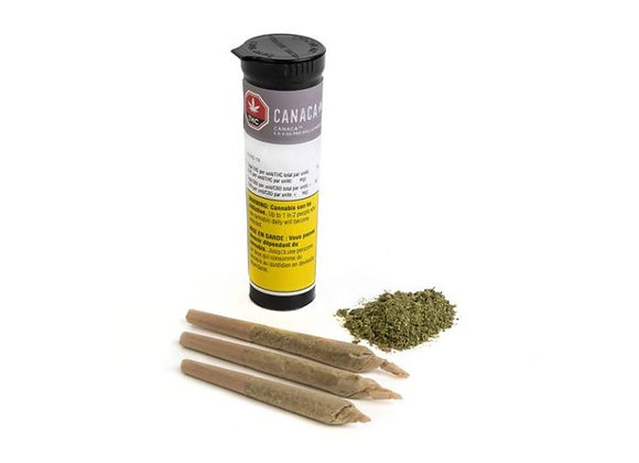 Canaca Blend 19% 3x 0.5g Joint