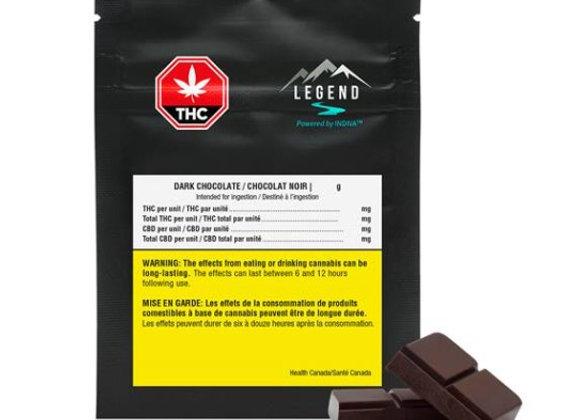 Legend THC Dark Chocolate
