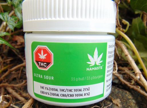 Good Hoots: Namaste Ultra Sour