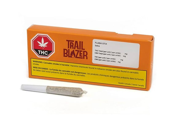 Trailblazer Flash Stix 0.5g Joint