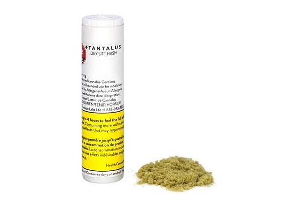 Tantalus Labs Dry Sift Hash 0.5g