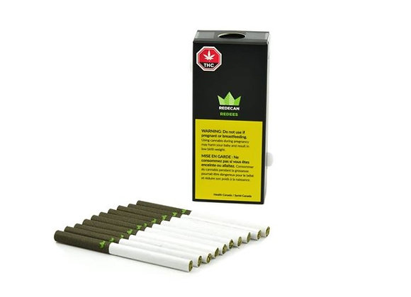 Redecan God Bud 10x 0.35g Joints