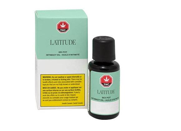 Latitude Sex Pot Intimacy Oil 25ml