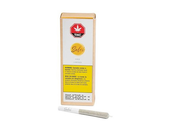 Solei Free 0.5g Joint