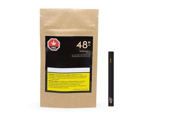 48North Silver Haze 0.4g Disposable