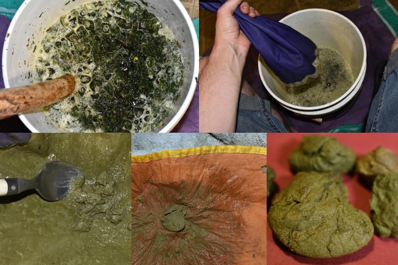 Ice Cannabis Bubble Hash