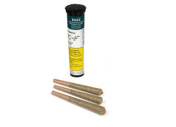 Boaz Ultimate 3x 0.5g Joints