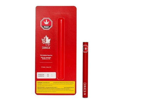 Canaca THC Distillate 0.5g Disposable