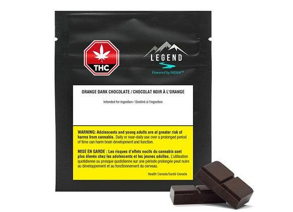 Legend THC Orange Dark Chocolate