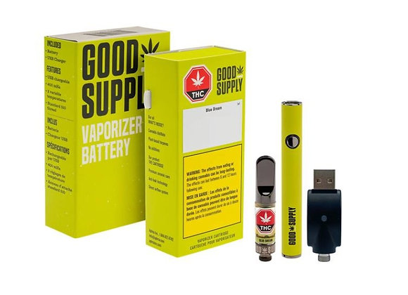 Good Supply Blue Dream Vape Kit