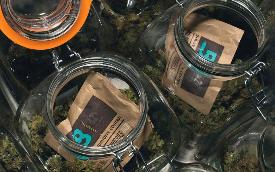Boveda Jars Cannabis