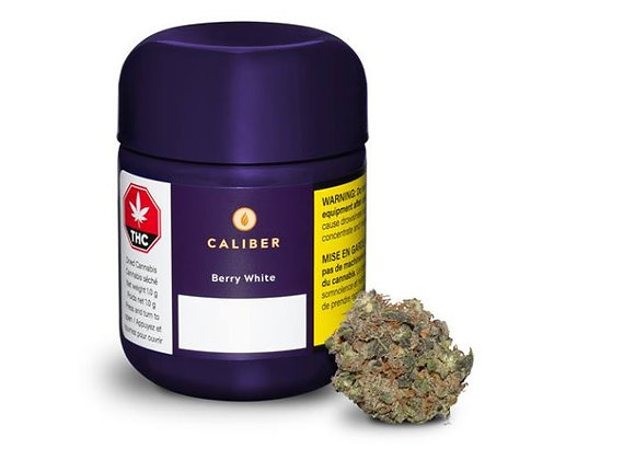 Caliber Berry White