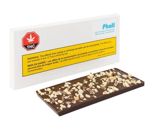 Phat420 Almond Dark Chocolate
