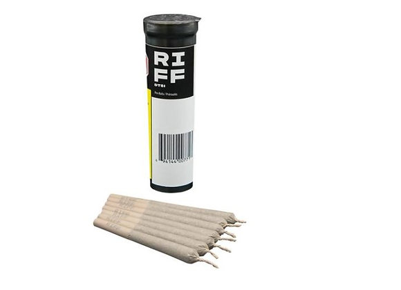 Riff DT81 7x 0.5g Joints