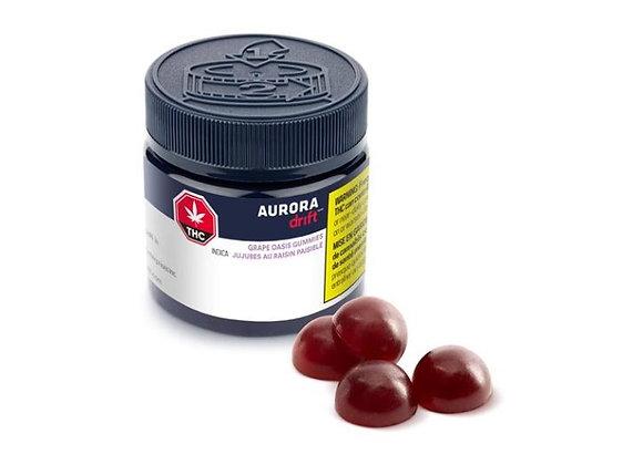Aurora Drift Soft Chews Grape 4pk