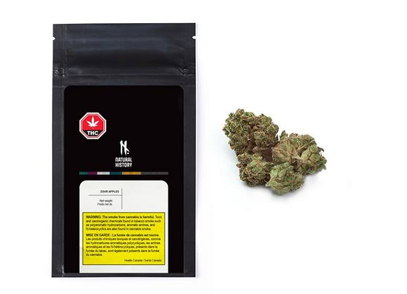 Natural History Zour Apples 3.5g