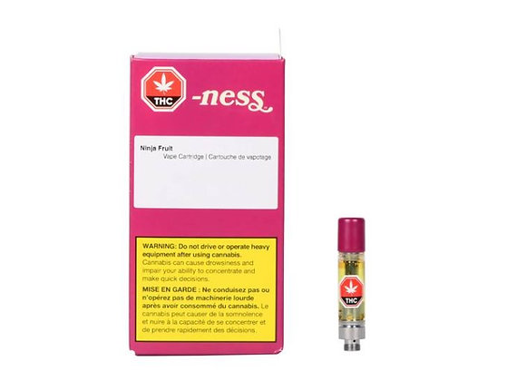 Ness Ninja Fruit 510 1g