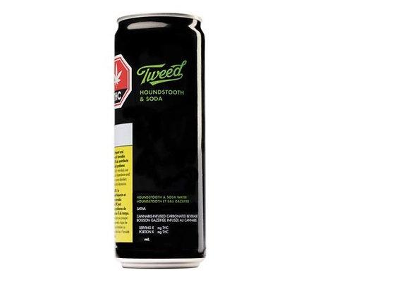Tweed Houndstooth & Soda 355ml