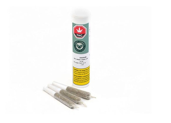 Viridis Chocolope 3x 0.5g Joints