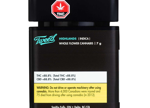 Tweed Highlands 3.5g